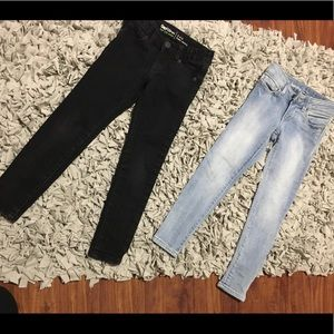 Girls Gap Super Skinny Jeans size 5